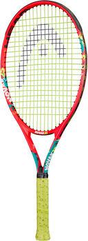Head Novak 25 tenisová raketa červená