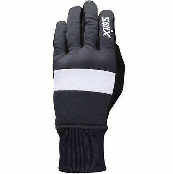 Swix Cross glove Ws šedá
