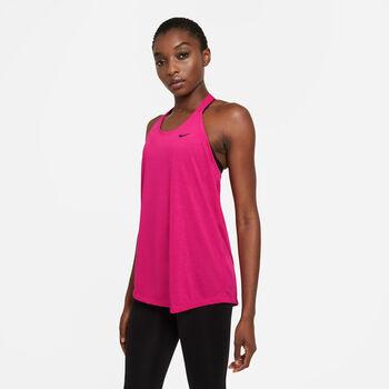 Nike W Nk Dry Essential Sportovní tílko Dámské růžová