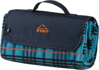 McKINLEY Pikniková deka modrá