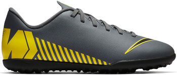Nike  Vaporx 12 Club GS TFJr./Dět.turfy Chlapecké šedá