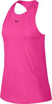 Nike W Np Tank All Over Dámské růžová