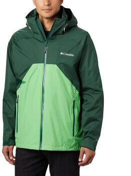 Columbia Rain Scape Jacket M Pánské zelená