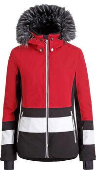 Luhta Engmo dámská lyžařská bunda Dámské červená