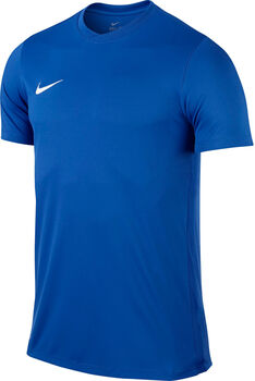 Nike Short Sleeve Park IV M Pánské modrá