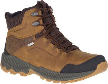 Merrell Forestbound Mid WP outdoorové boty Pánské hnědá