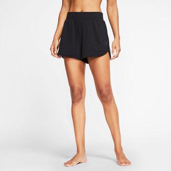 Nike W Nk Yoga Short Dámské černá
