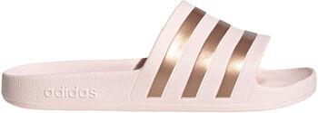 adidas Adilette Aqua pantofle Dámské červená