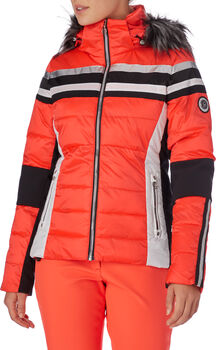McKINLEY Giuliana lyžařská bunda Dámské růžová