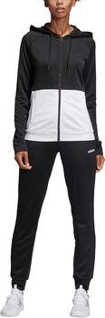 adidas WTS Lin FT Hood Dámské černá