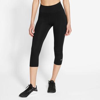Nike W One Tight Mr Capri Dámské černá
