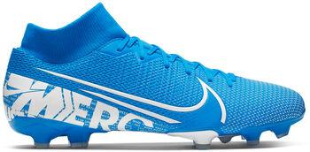 Nike M Superfly 7 Academy FG/MG Pánské modrá