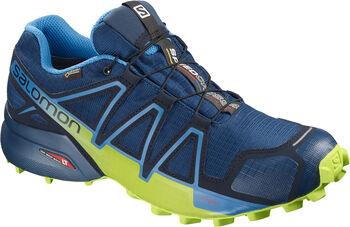 Salomon  Speedcross 4 GTXPán.kros.běžecká obuv Pánské modrá