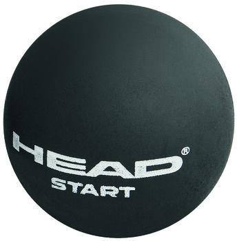 Head Start Squash míč černá
