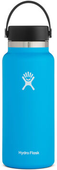 Hydro Flask Wide Mouth thermo lahev modrá