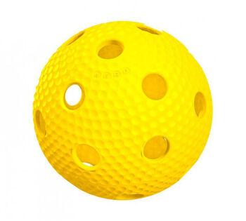 Salming  Florbalový míčAero plus Ball žlutá
