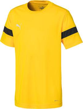 Puma ftblPLAY Shirt Jr žlutá