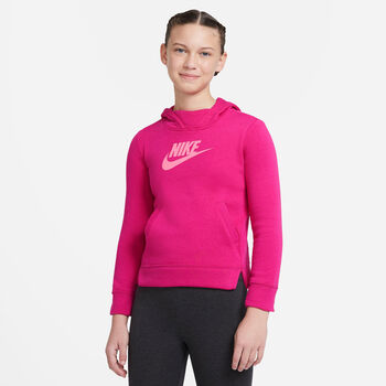 Nike Sportswear mikina Dívčí růžová