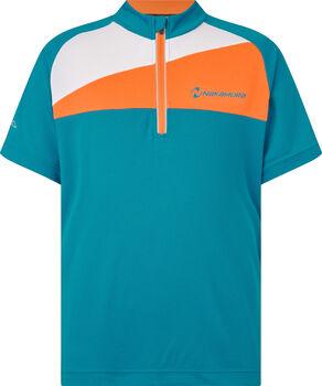 NAKAMURA Pablo cyklistické tričko modrá