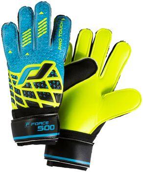 PRO TOUCH Force 500 PG Jr. brankářské rukavice modrá