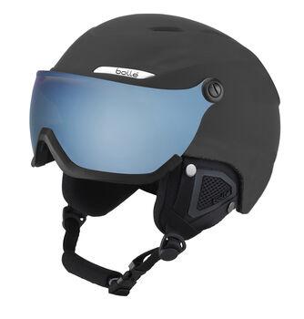 Bollé B-Yond Visor lyžařská přilba se štítem černá