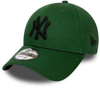 New Era 940 MLB kšiltovka šedá