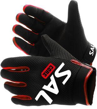 Salming Core Gloves florbalové rukavice černá