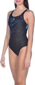 Arena W Brilliance Swim Pro Back Dámské černá