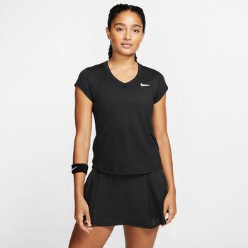 Nike W NkCT Dry Top Short Sleeve Dámské černá