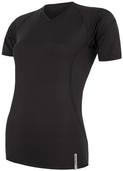 Sensor Coolmax Tech sportovní tričko Dámské černá