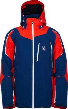 Spyder Leader GTX lyžařská bunda Pánské modrá