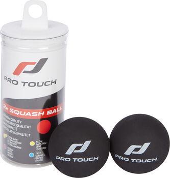 Pro Touch Squashové míče ACE, 2ks červená
