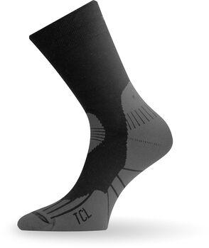 Lasting  TCLTuristické ponozky bílá