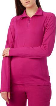 McKINLEY  Dám.funkční tričkoRio II, DryPlusEco Dámské růžová