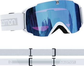 Salomon X/View Sigma lyžařské brýle bílá