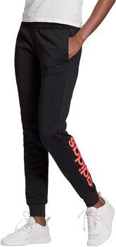 adidas W E LIN PANT Dámské černá