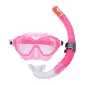 Aqua Lung  SPORT Potápěčskýset Combo Reef DX 2 růžová