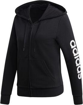 adidas W E LIN Full-Zip HD Dámské černá