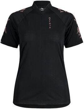 Maloja CuragliaM. cyklistický dres Dámské černá