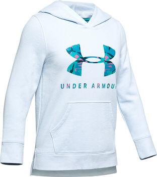 Under Armour Rival Print Jr Dívčí modrá