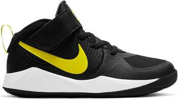 Nike  Dět.basketbalová obuvTeam Hustle D 9 PS černá
