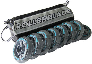 Rollerblade Náhradní kolečka bílá