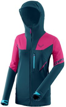 DYNAFIT Mercury Pro W JKT outdoorová bunda Dámské modrá