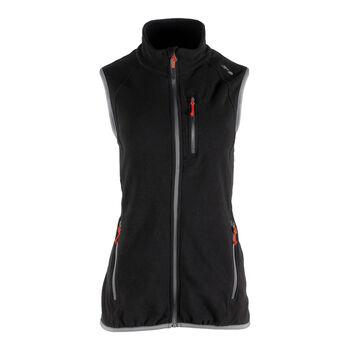 GTS Fleece Vest Dámské černá