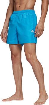 adidas Solid CLX plavecké šortky Pánské modrá