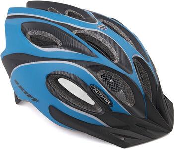 Author Skiff Inmold cyklistická helma modrá
