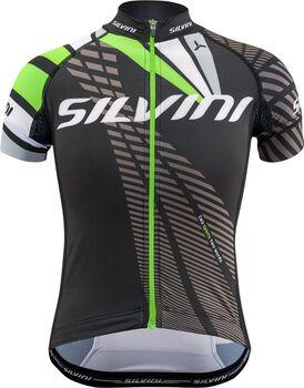 Silvini Team cyklistický dres černá