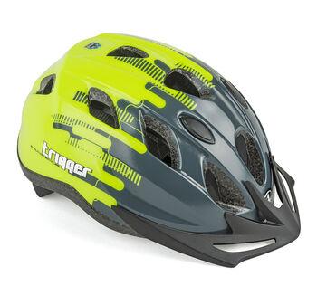 Author Trigger Inmold cyklistická helma šedá