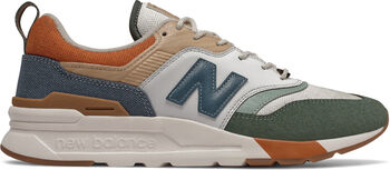 New Balance  Pán.obuv provolný čas CM997 Pánské zelená