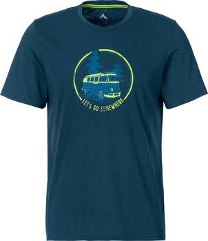 McKINLEY Mathu outdoorové tričko Pánské zelená